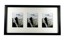 Focus Vivaldi Collage frame Black - 3 Pictures 10x15