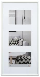 Walther Galeria Collage frame White - 3 Pictures (10x15 cm)
