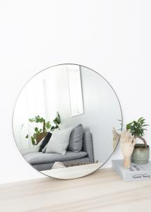 Artlink Mirror Antique brass 70 cm ø