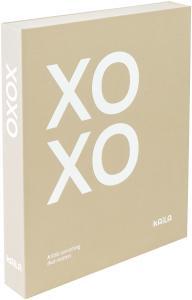 KAILA KAILA XOXO Nude - Coffee Table Photo Album (60 Black Pages)