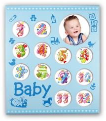 Zep Baby Gallery Blue - 13 Pictures