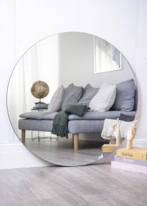 Society of Lifestyle Mirror House Doctor Walls Clear 110 cm Ø