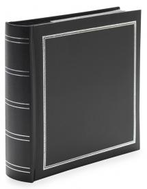 Black Line Super Photo album - 200 Pictures in 11x15 cm