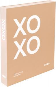 KAILA KAILA XOXO Pink - Coffee Table Photo Album (60 Black Pages)