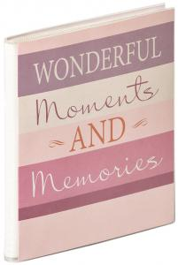 """Walther Moments Wonderful - 40 Pictures in 11x15 cm (4,5x6"""")"""