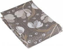 Fondaco Tablecloth Natalia - Grey 145x250 cm