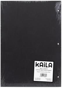 KAILA KAILA Refill Sheets - Coffee Table Photo Album 30 pcs