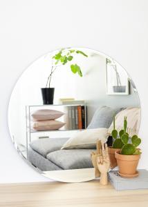 KAILA KAILA Round Mirror Deluxe 80 cm Ø