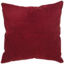 Fondaco Pillow Case Isac - Red 50x50 cm