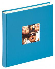 Walther Fun Album Sea blue - 30x30 cm (100 White pages / 50 sheets)