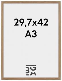 Focus Frame Rock Oak 29,7x42 cm (A3)