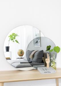 Incado Mirror Clear & Warm Grey 80x100 cm