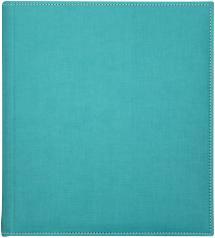 """Burde Burde Photo Album Turquoise - 100 Pictures in 10x15 cm (4x6"""")"""