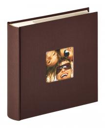 """Walther Fun Dark brown - 200 Pictures in 10x15 cm (4x6"""")"""
