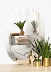 KAILA KAILA Mirror Oval 70x100 cm