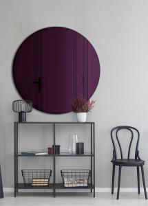 Incado Mirror Slim Purple 70 cm Ø