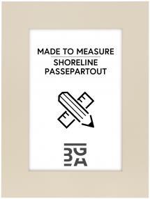 Egen tillverkning - Passepartouter Mount Shoreline - Made to measure