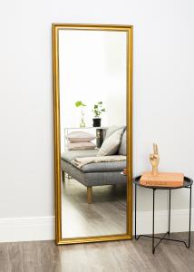 Estancia Mirror Rokoko Gold 64x170 cm