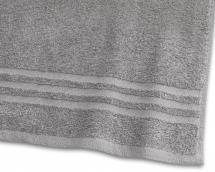 Borganäs of Sweden Hand Towel Basic Terrycloth - Grey 50x70 cm