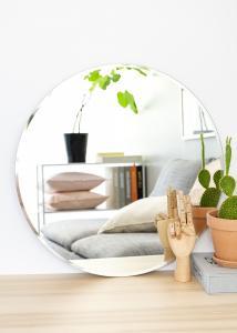 KAILA KAILA Round Mirror Deluxe 60 cm Ø