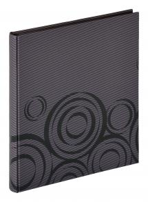 Walther Orbit Black - 30x33 cm (40 Black pages / 20 sheets)