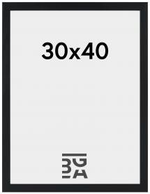 Stilren Black 30x40 cm
