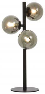 Aneta Belysning Table Lamp Molekyl 3 - Black/Smoke