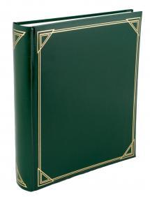 Henzo Henzo Promo Album Green - 29x33 cm (100 White pages / 50 sheets)