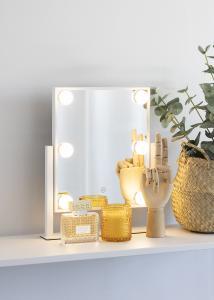 KAILA KAILA Make-up mirror VII White - 30x36 cm