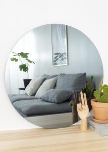 KAILA KAILA Round Mirror Smoked Grey 70 cm Ø