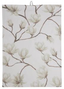 Fondaco Tea Towel Magnolia - Sand