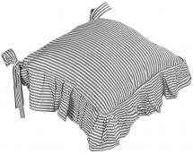 Fondaco Cushion Oskar - Grey 42x42 cm