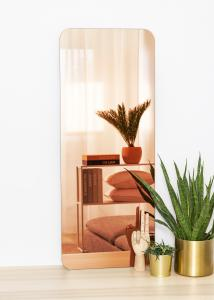 KAILA KAILA Mirror Rectangle Rose Gold 40x100 cm