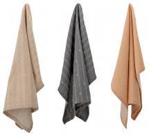 Bloomingville Tea Towel Selilja - 3-pack