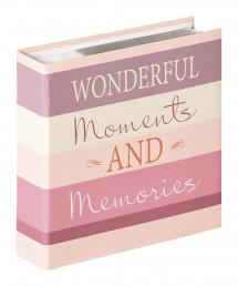 """Walther Moments Wonderful - 200 Pictures in 10x15 cm (4x6"""")"""