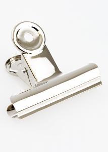 KAILA KAILA Poster Clip Silver - 75 mm