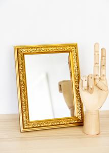Artlink Mirror Nost Gold 15x20 cm