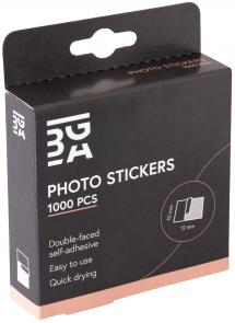 Walther BGA Photo tape 10x12 mm - 1000 pieces