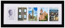 Artlink Black Collage frame - 5 Pictures