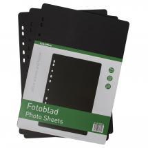 Estancia Album pages - 25 Black sheets
