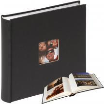 "Walther Fun Album Memo Black - 200 Pictures in 10x15 cm (4x6"")"