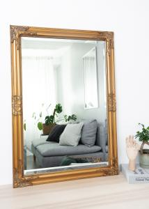 Artlink Mirror Bologna Gold 60x90 cm