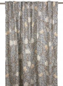 Fondaco Multiway Curtains Matilda - Blue 2-pack