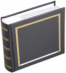 Estancia Safir Photo album Black - 100 Pictures in 11x15 cm