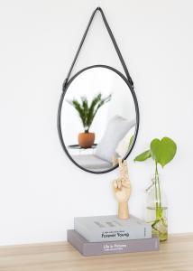 Artlink Mirror Lea Black 35x45 cm