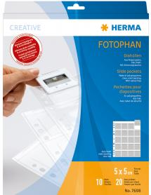 Herma Photo sleeves - 10 sheets