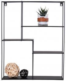 House Nordic Shelf Mons 40.5x50 cm - Black