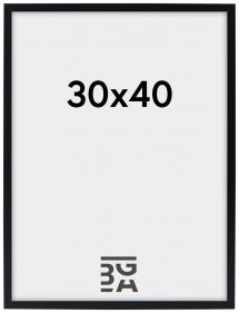 Edsbyn Black 30x40 cm