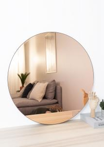 Society of Lifestyle Mirror House Doctor Walls RoseGold 80 cm Ø