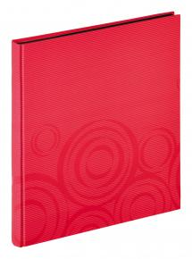 Walther Orbit Red - 30x33 cm (40 Black pages / 20 sheets)